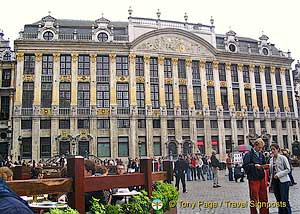 Brussels' Grand'Place