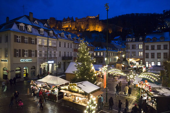 My 5 Favorite Christmas Markets in Germany - Young Adventuress
